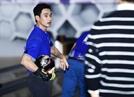 프로볼러 도전 김수현, 5연속 스트라이크 선보이며 첫날 '10위'