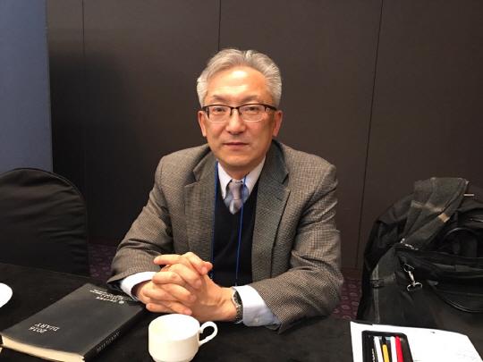 함성호 라파젠 대표 '5개 신약 후보물질 3년내 성과낼 것'