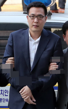 '술집 난동' 한화그룹 3남 김동선씨 기소의견 검찰 송치