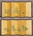 금박병풍 속 일본풍경…국립중앙박물관, 신소장 日미술품 공개