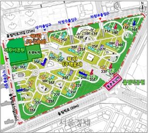 잠실 미성·크로바, 진주아파트 재건축 계획, 서울시 심의 통과