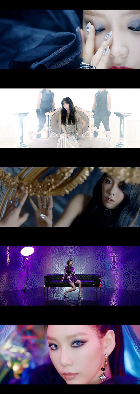 [0시신곡] 태연, '여자의 변신은 무죄'…신곡 'I Got Love'로 팜므파탈 대변신