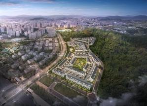 [유망 분양현장] GS건설 '자이더빌리지'