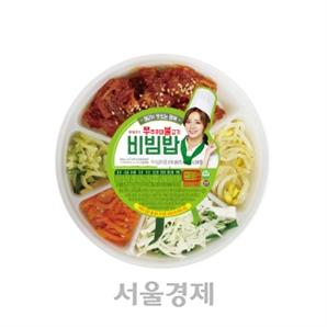 세븐일레븐, '주꾸미불고기비빔밥' 한정 출시