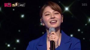 """'K팝스타6' 샤넌, 톱10 무대에 박진영 폭풍 칭찬…""""자기 노래였다"""""""