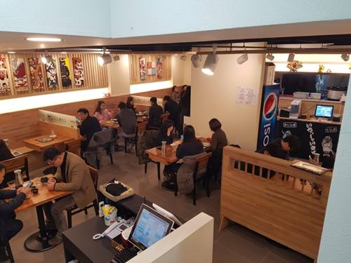일본식 캐주얼 레스토랑 도쿄스테이크, 명동점 오픈