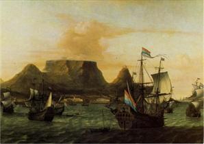 네덜란드 동인도회사의 세계화