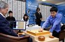 한국 넘버원 박정환, 일본 AI에 불계승