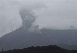일본 활화산 사쿠라지마 분화 재개...피해 상황은?