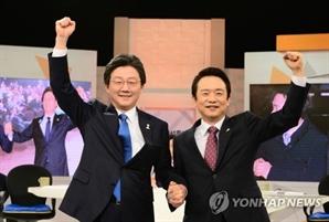 유승민, 바른정당 국민정책평가단 투표서 4전 4승