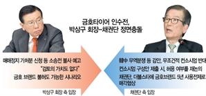 금호타이어 매각 소송전 예고...'상표권 불허' 초강수?