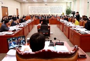 법사위, '조기 대선' 인수위 설치 개정안 위헌 논란