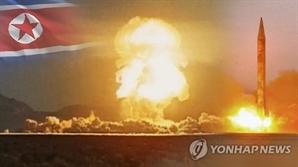 """""""北 핵실험장에 100여명 도열, 핵실험 감행 메시지"""""""