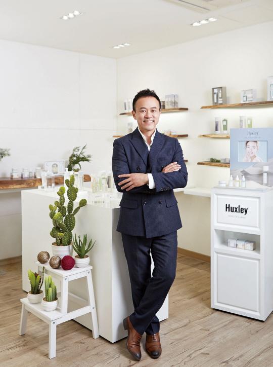 INTERVIEW | 이병훈 헉슬리 대표 | 선인장 성분 원료로 고객 충성도 높은 화장품 브랜드 만들 것