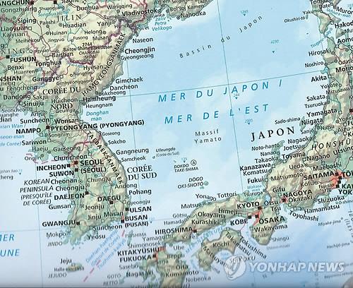 동해 표기 한·일 외교전…'IHO 총회'에 외교단 30여명 파견