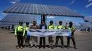 한전, 美전력시장 첫 진출…콜로라도 30MW 태양광발전소 운영 개시