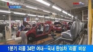 [서울경제TV] '리콜 공포' 덮친 완성차 업계… 신뢰도 추락