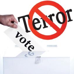 [만파식적] 선거 테러