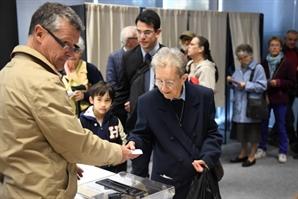 프랑스 대선 1차 투표...민심 어디로