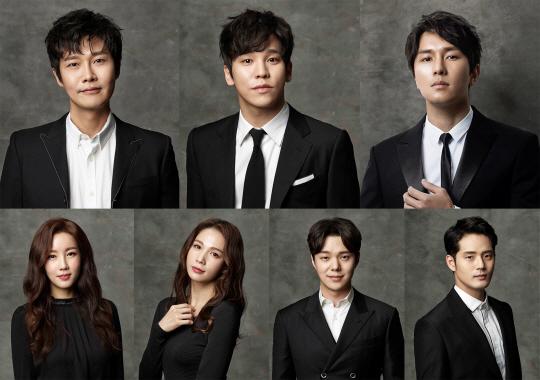 뮤지컬 '시라노' 류정한 -홍광호-김동완-최현주 캐스팅
