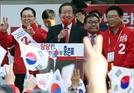 기세 탄 홍준표, '감성 마케팅'으로 PK 유권자들에게 호소