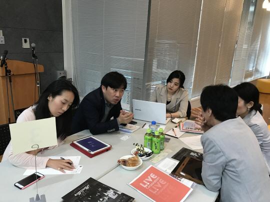 뮤지컬 '팬레터' 해외 시장 진출 본격화...'2017 K-story in Japan' 선정
