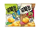 오리온, 네겹 스낵 '꼬북칩' 500만개 판매 돌파