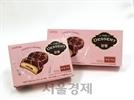 롯데제과, 프리미엄 파이 '더 디저트 몽쉘 치즈&캐러멜' 출시