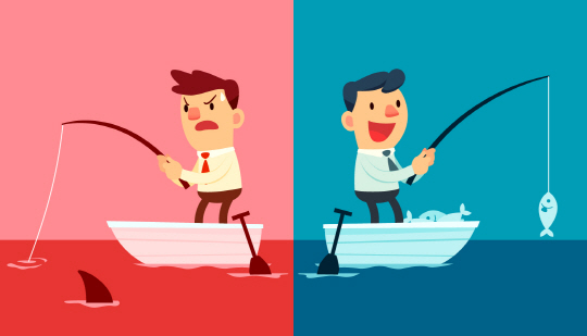 레드오션을 블루오션으로 바꾸는 마케팅 전략