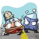 [제발, 이것만은 바꿉시다]'Baby in car' '초보' 스티커 ... 되레 난폭 운전자들의 표적