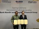 NH금융 印尼은행과 글로벌사업 맞손