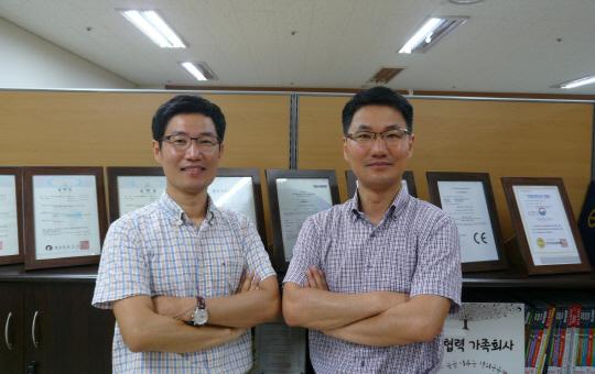 [2017 중소기업경영대상]에디웍스, 車부품 신뢰성 바탕 ECT 검사장비 새 강자로