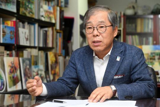 [서경이 만난 사람] 강성익-'서울 건축올림픽'은 한국 건축기술·문화 위상 높일 기회죠