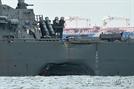 이지스함 충돌사고 여파...美 전세계 해안서 일시 작전수행 중단