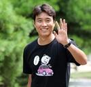 """축구대표팀 합류한 이동국 """"9회 연속 월드컵 본선진출 할뚜이따!"""""""