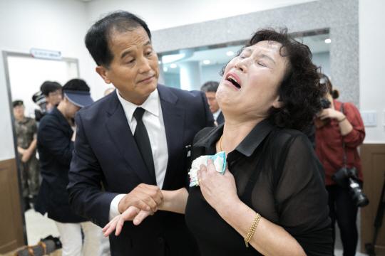 희생 46년 만에…안식 찾은 '실미도 공작원'