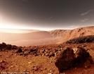 [헬로 사이언스]  미생물 이용해 화성 대기에서 산소 만든다