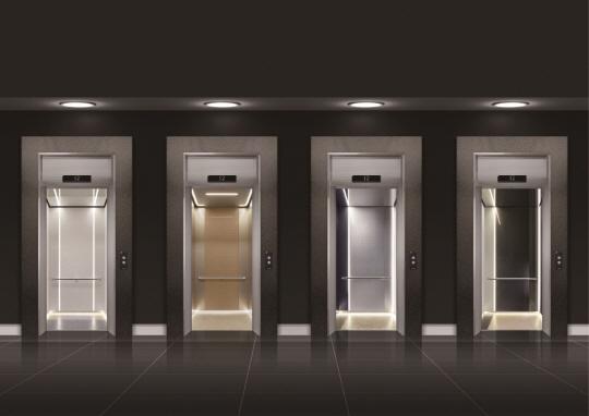 현대엘리베이터, 미니멀리즘 디자인 승강기 '네오' 출시