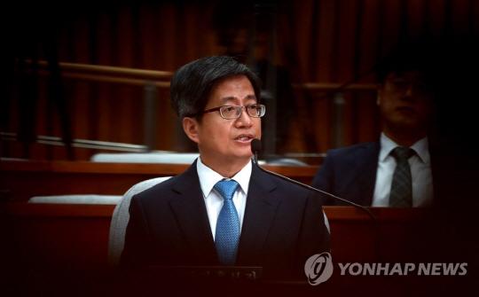 """김명수 """"소년법 폐지는 문제 있어…형량 상향·연령 하향은 가능"""""""