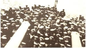 세계 경제를 강타한 영국 해군의 파업