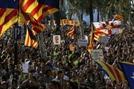 카탈루냐 독립투표 D-8…스페인 vs 자치주 정면충돌 치닫나