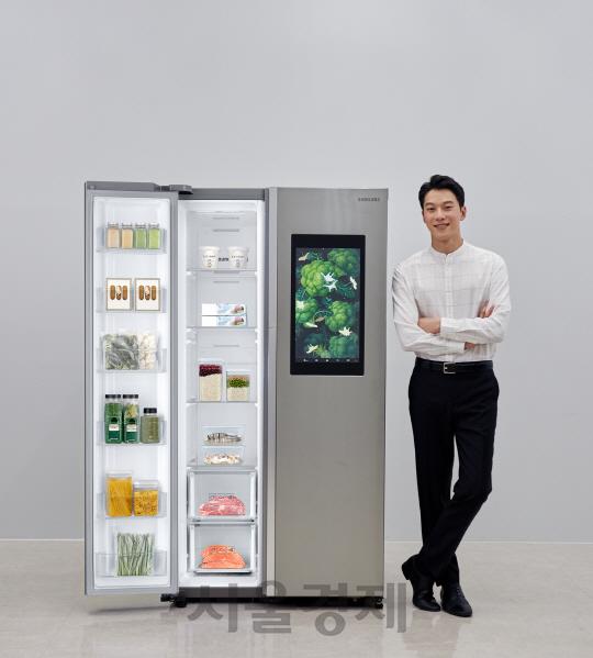 스마트홈 '허브'로 떠오르는 삼성 냉장고 '패밀리 허브'