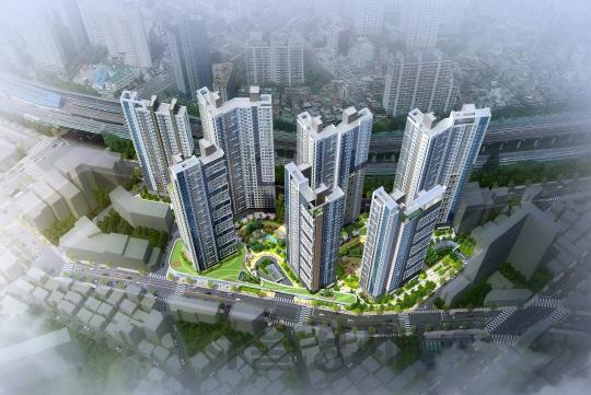 현대엔지니어링, 관악구 신림동 강남아파트 재건축 시공사로 선정