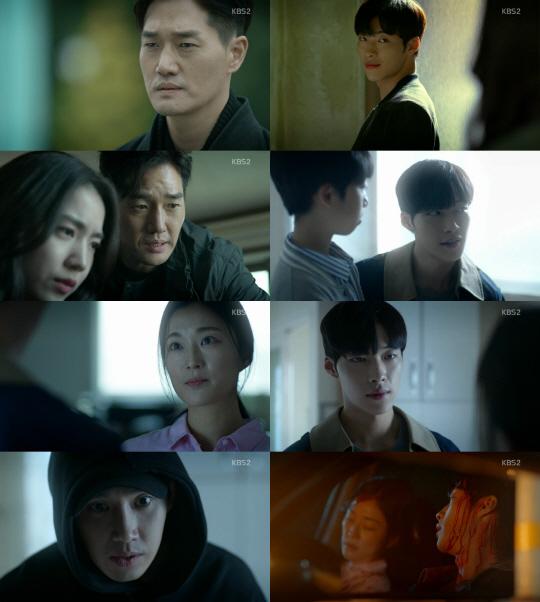 '매드독' 유지태X우도환 위기, 최악의 사기꾼 고진철 재등장
