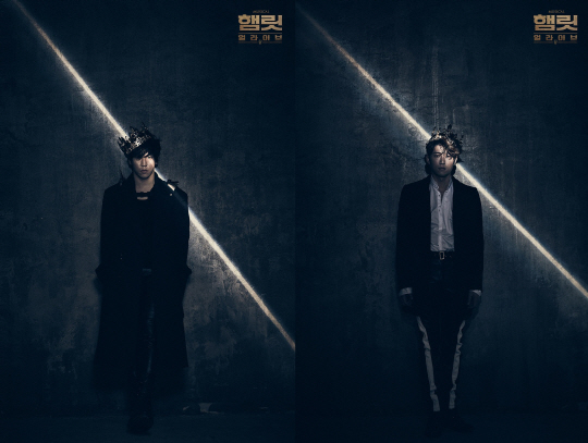 뮤지컬 '햄릿:얼라이브' 홍광호 고은성...2차 티켓 오픈과 동시에 1위