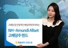 [에셋+ 베스트컬렉션] NH투자증권 'NH-Amundi Allset고배당주펀드'