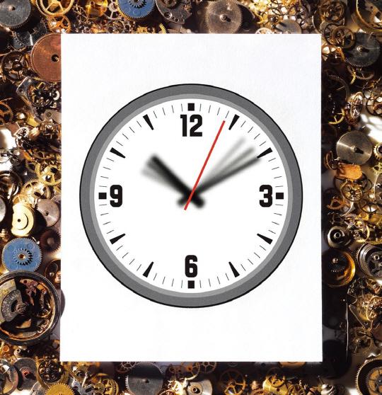 시계를 멈추다