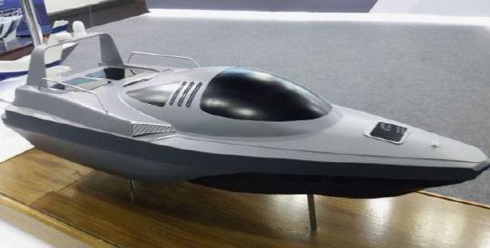 D3000으로 무인 군함 군비 경쟁에 뛰어든 중국