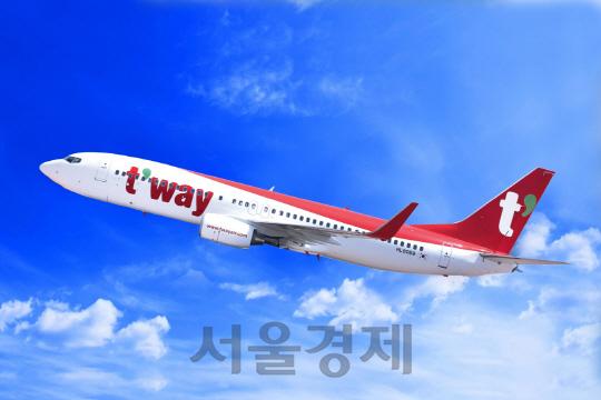 티웨이항공, 3Q 영업익 56% 증가한 259억원…매출액도 42% 늘어