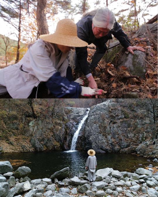 '한국기행' 황석산 암자서 설민스님이 만들어가는 무릉도원 이야기